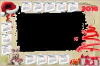 fotomontaje calendario navidad 2016